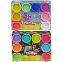 PLAY-DOH. ПЛЭЙ-ДО Набор игровой 8 цветов