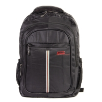 Рюкзак AL-1895 черный; красный