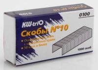 Скобы №10 KW-Trio (0100) цинковые