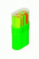 Счетные палочки (50шт) в пласт. тубе (134)