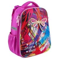 Рюкзак школьный Mike&Mar (Майк Мар) Танец multi фиолет / малиновый