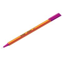 """Ручка капиллярная Berlingo """"Rapido"""" сиреневая, 0,4мм, трехгранная"""