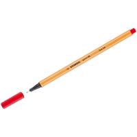 """Ручка капиллярная """"Point 88"""" красная, 0,4мм"""