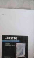 Обложка д/брош. пластик deVENTE А4 200мкм, прозр., 100л