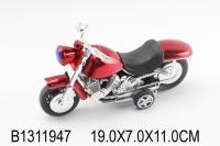 Мотоцикл, инерц., в/п 19*7*11 см