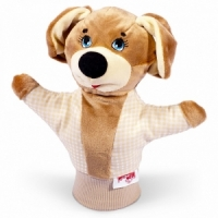 Мякиши Игрушка — рукавичка «Собачка»