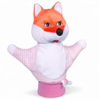 Мякиши Игрушка — рукавичка «Лисичка»