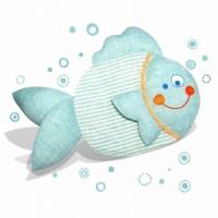Мякиши Игрушка «Доктор Мякиш — Рыбка»