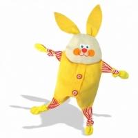 Мякиши Игрушка «Доктор Мякиш — Заинька»