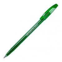 Ручка масл. шар. Cello Slimo зеленая 1,0мм к/к