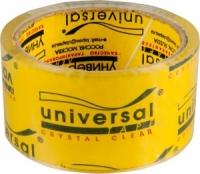 Клейкая лента 50*66 кристально-чистая, 40м, 38мкм (Universal)