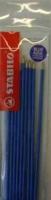 Стержень шариковый 135мм, Stabilo EURO наконечник, цвет синий, для (808-838F) (Stabilo)