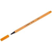 """Ручка капиллярная """"Point 88"""" оранжевая, 0,4мм"""