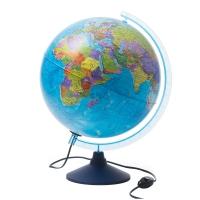 Глобус политический Globen, 32см, с подсветкой на круглой подставке