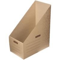 """Накопитель-лоток архивный из микрогофрокартона OfficeSpace """"Standard"""" плотный, 150мм,  бурый, 1400л."""