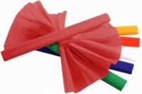 Бумага подел. креп 50*250 32г/м. ассорти, в рулонах, 12061-134