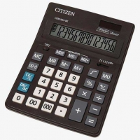 Калькулятор наст. Citizen D316/CDB1601BK Correct 16разр.