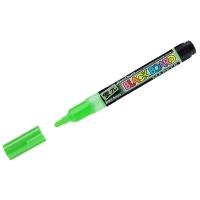 """Маркер меловой """"Black Board Marker"""" зеленый, 3мм, водная основа"""