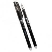 Ручка гелевая MC BASIR, 0.5мм, исчезающие термочернила, непрозрачный корпус, колпачок с клипом, ластик, стержень черный (MC BASIR)