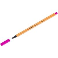 """Ручка капиллярная """"Point 88"""" розовая, 0,4мм"""