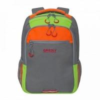 Рюкзак (/4 серый - оранжевый)(RU-922-3 )