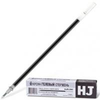 Стержень гелевый CROWN  0,5мм.,138мм., черный