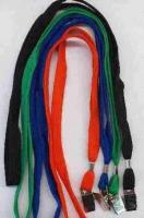 Лента текстильная для бейджей deVENTE 43см  асс