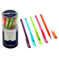 Ручка масл. шар. BV Easy Write Creative  0,5мм,синяя,цв.корп.
