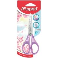"""Ножницы детские Maped """"Essentials Soft Pastel"""" 13см, ассорти, европодвес"""