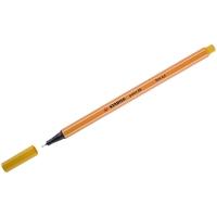 """Ручка капиллярная """"Point 88"""" желтая, 0,4мм"""