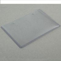 Бейдж пластик горизонтальный 145*105мм 18мкр А6