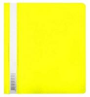 Скоросшиватель пластиковый А5   (PSL20A5) желтый