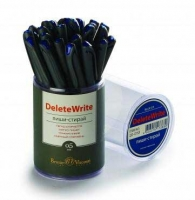 Ручка (стираемые термочувствительные чернила) BV DeleteWrite Ice 20-0123 синий, 0,5мм