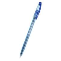 Ручка масл. шар. Cello Slimo  (305 089020) синяя 1,0мм к/к