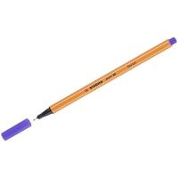 """Ручка капиллярная """"Point 88"""" фиолетовая, 0,4мм"""