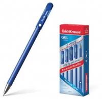 Ручка гелевая EK G-SOFT синий, игольч. пишуш. узел 0,38мм
