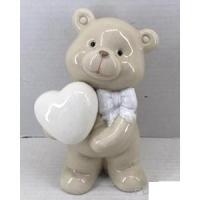 Медвежонок с сердечком 7.8*6.8*12.5 см