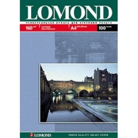 Бумага для фотопечати матовая А4, 100 листов, 160г/м2 (Lom-IJ-0102005) (Lomond)