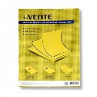 Бумага А4 д/офисной техники deVENTE 100л. желтый цвет