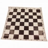 Доска шахматная виниловая мягкая