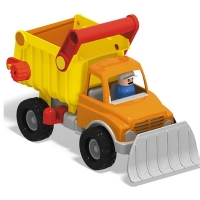 Автомобиль грузовик с ковшом