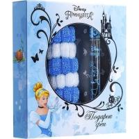 Душистая вода Принцесса Disney. Подарок феи 15мл+резинки для волос 5штук