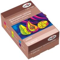 """Краски акриловые декоративные Гамма """"Хобби"""", 6 цветов, 20мл, флуоресц., картон. упак."""