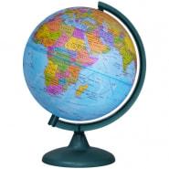 Глобус политический Глобусный мир, 25см, на круглой подставке