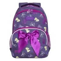 Рюкзак школьный /3 фиолетовый