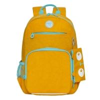 Рюкзак школьный /3 желтый