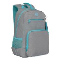 Рюкзак школьный /5 серый