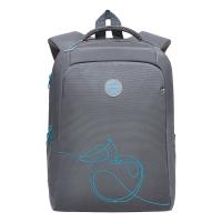 Рюкзак школьный /2 серый