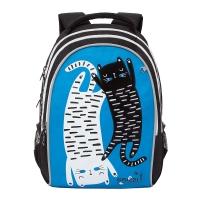 Рюкзак школьный /2 голубой