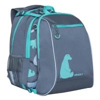 Рюкзак школьный с мешком /1 медведи